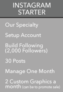 instagram-starter