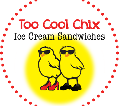 Too Cool Chix- ice cream sandwiches
